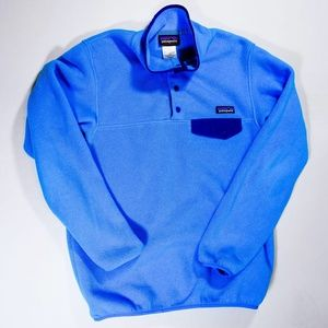 Patagonia Synchilla Lightweight Fleece Pullover M